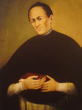 Florencio del Castillo - Image: Florencio del Castillo 1832