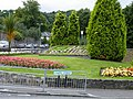 Flower beds in Gourock - geograph.org.uk - 1438429.jpg