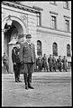 """Fo30141711060045 """"Germanske SS Norge paraderer på Slottsplassen"""" 1944-06-03 (NTBs krigsarkiv, Riksarkivet).jpg"""
