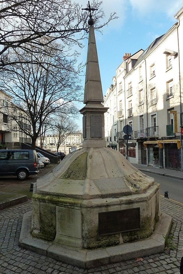 Monument historique à Angers