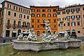 Fontana del Nettuno Piazza Navona Rome 04 2016 6472.jpg