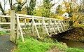 Footbridge, Scarva - geograph.org.uk - 1039661.jpg