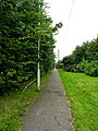 Footpath - Potovens Lane - geograph.org.uk - 992563.jpg