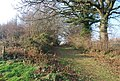Footpath along the North of Shortwood Common - geograph.org.uk - 1111959.jpg