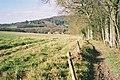Footpath towards Upfolds Farm - geograph.org.uk - 1202849.jpg