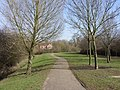 Footpath towards the Wavendon bridlepath - geograph.org.uk - 1747985.jpg