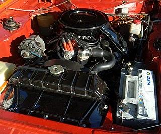 Ford Essex V6 engine (UK) Motor vehicle engine
