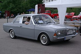 Genk Body & Assembly - Image: Ford Taunus P5 17m BW 1