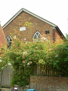 Voormalige Strict Baptist Chapel in Robertsbridge