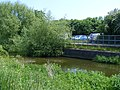 Former course of the Bedford power station goods railway - 9053500847.jpg