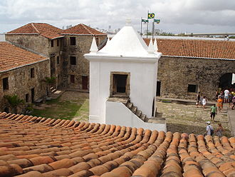 Natal, Rio Grande do Norte - The Three Wise Men fort is a Bastion fortress constructed by the Portuguese in 1598.