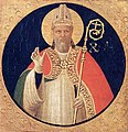 Fra Angelico - A Bishop Saint - WGA00453.jpg