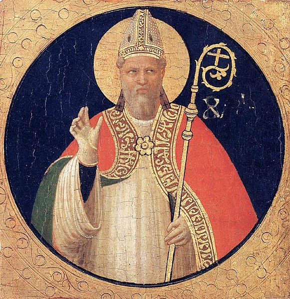 File:Fra Angelico - A Bishop Saint - WGA00453.jpg
