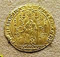 Francia, moneta medievale in oro.JPG