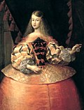 Francisco Ignacio Ruiz de la Iglesia (attributed to) - Infanta Margarita.jpg
