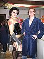 Frankenfurter Costume Lookalike Rocky Horror.JPG