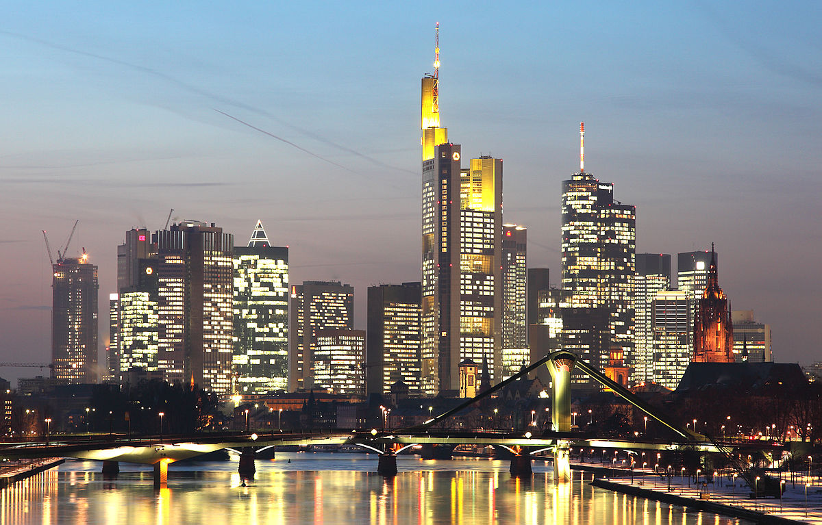 Flirten in frankfurt am main