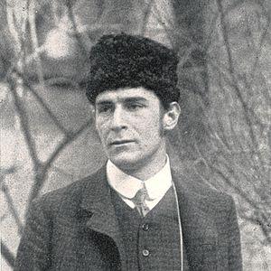 Franz Marc - Franz Marc in 1910
