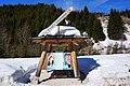 Franz Klammer, Denkmal auf dem Weg der Skilegenden in Innerkrems, Kärnten.jpg