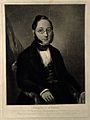 Franz Seraph Huegel. Mezzotint by C. Mayer after C. Vogel. Wellcome V0002908.jpg