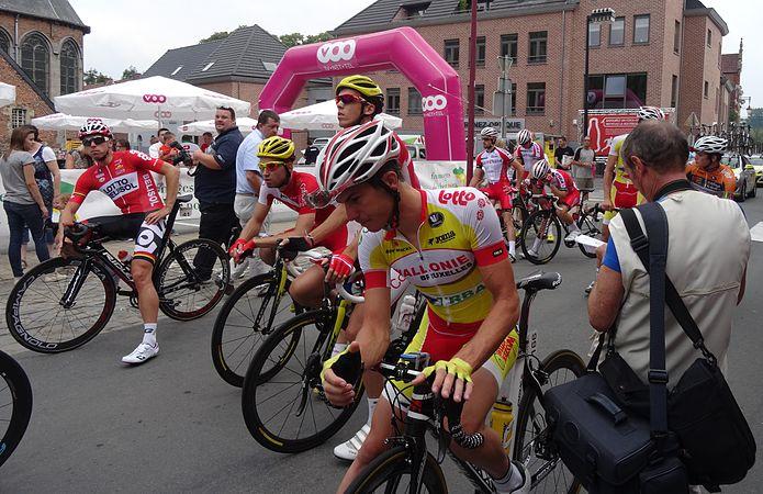 Frasnes-lez-Anvaing - Tour de Wallonie, étape 1, 26 juillet 2014, départ (C04).JPG