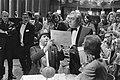 Fred Haché show Rechts IJf Blokker als Barend Servet, links Harry Touw als Fred, Bestanddeelnr 925-4184.jpg