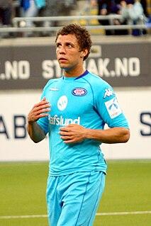 Freddy dos Santos Cape Verdean Norwegian association football player