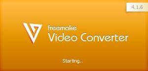 Freemake Video Converter - Freemake Video Converter Loading Screen