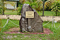 French Guiana Tonate Macouria War Memorial 2013.jpg