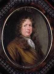 Portrait of Friedrich Grüner