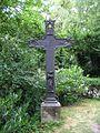 Friedhof Alt-Schmargendorf - Grabkreuz Peter Gottfried Salomon Schmidt.jpg