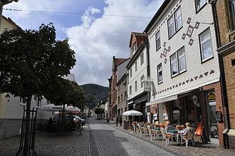 Friedrichroda - Main street