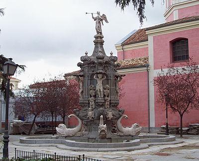 Fuente de la Fama (Madrid)