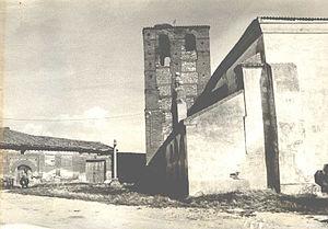 Aguasal - Image: Fundación Joaquín Díaz Iglesia de San Pedro Aguasal (Valladolid)