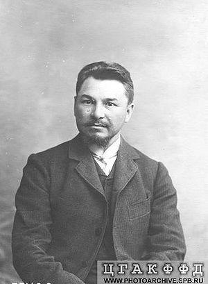 Fyodor Kryukov - Fyodor Kryukov. 1906.