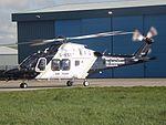G-KSST Agusta AW169 Helicopter (24619322189).jpg