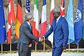 G7 Taormina Paolo Gentiloni Moussa Faki handshake 2017-05-27.jpg