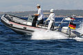GRD Projektboot im Einsatz in der Adria vor Zadar.jpg