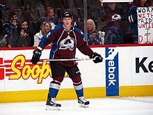 НХЛ в сезоне 2011/2012 — Википедия Джоффри Лупул