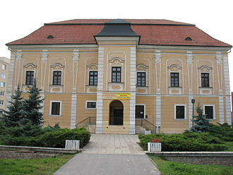 Ferenc Esterházy (1533–1604) - Mansion in Galanta built by Ferenc Esterházy