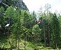 Galitzenklamm Hochseilpark in den Lienzer Dolomiten, Osttirol.jpg