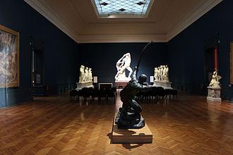 Galleria Nazionale d'Arte Moderna - Interior, Sala di Canova