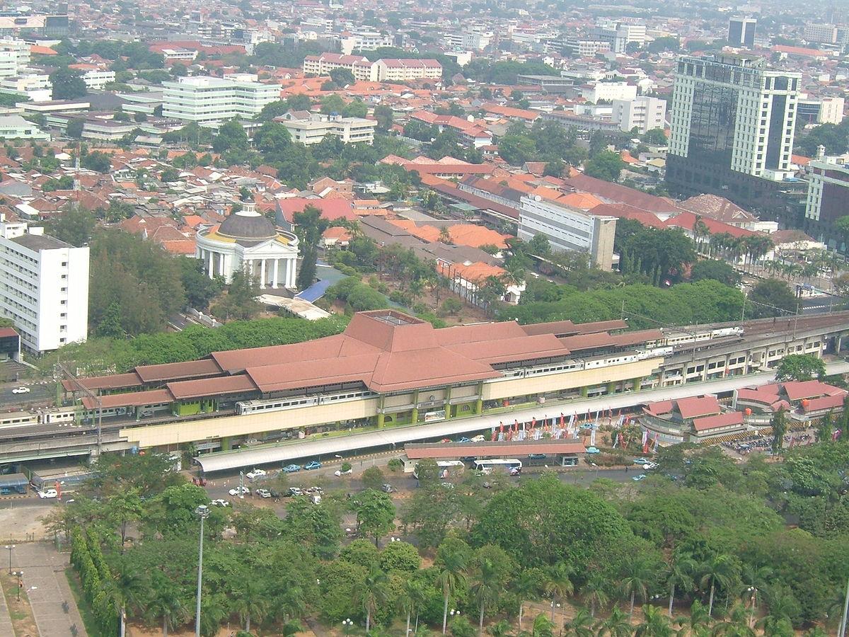 Gambir Jakarta Wikipedia