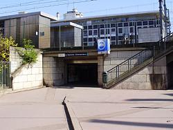 Station La Varenne - Chennevières
