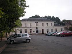 Station Clermont-de-l'Oise