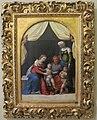 Garofalo, sacra famiglia con santi, 1520 ca..JPG