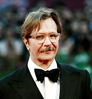 Tinker Tailor Soldier Spy (film) - Gary Oldman at the Venice Film Festival for the premiere of the film