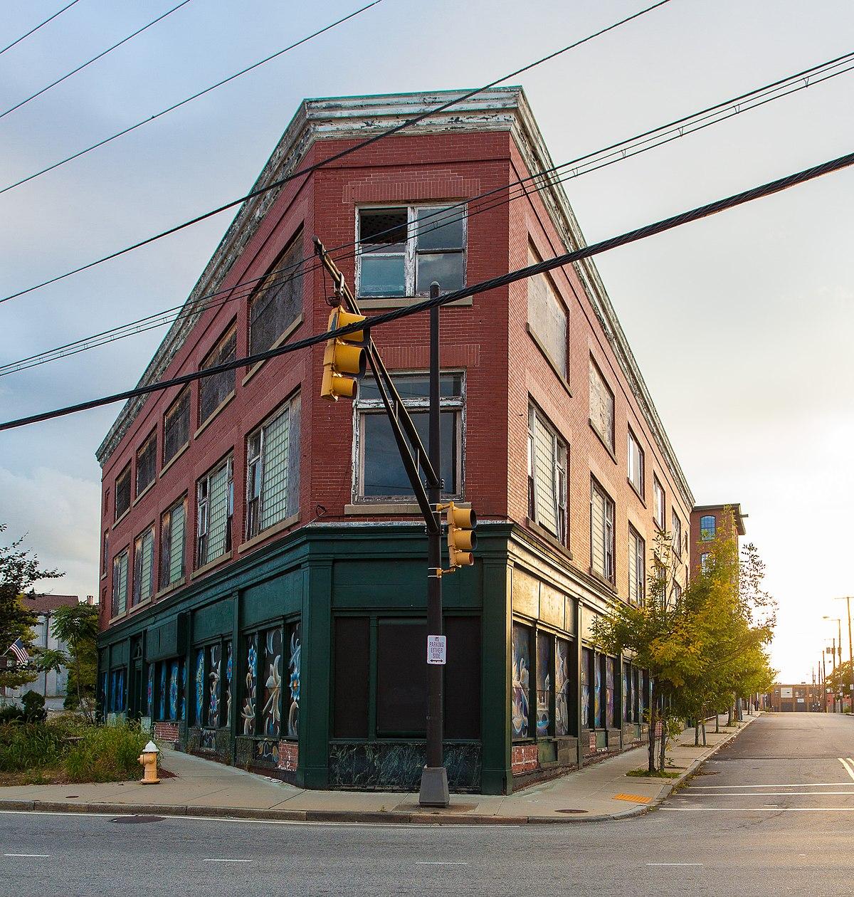 Gately Building