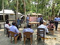 Gathering in a meeting of villagers in an Bangladeshi village 2015 21.jpg