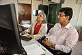Gayatri Chatterjee and Shayantam Sengupta - Kolkata 2014-11-25 9639.JPG
